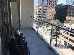 apartment dtla luxury suite with balcony los angeles ca