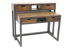 table cuisine en bois bureau fer et bois meetharry co