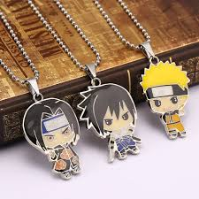 naruto pendant necklace images Naruto figure necklace jpg