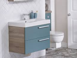 Utopia Bathroom Furniture by Utopia You Modular 600mm Double Drawer Unit With Mineralcast Basin