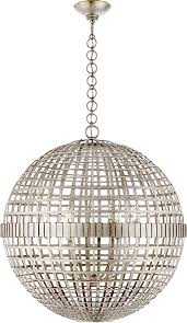 Oly Pipa Bowl Chandelier by Mill Ceiling Light This Is Spectacular In Person Both In Silver