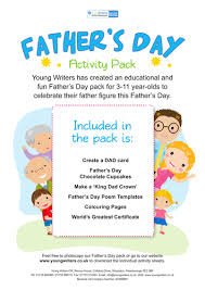 imaginative father u0027s day resources tes
