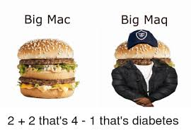 Big Mac Meme - big mac big maq funny meme on esmemes com