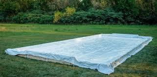 Build Backyard Ice Rink by Triyae Com U003d Backyard Ice Rink Liner Various Design Inspiration