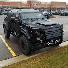 Ford Raptor Zombie Apocalypse - armet gurkha f5