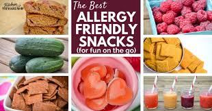 best real food allergy friendly snacks for traveling