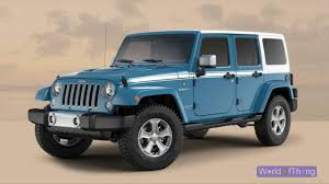 chief jeep wrangler 2017 2017 jeep wrangler chief edition youtube