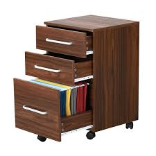 Wood 3 Drawer File Cabinet by Office Pedestal Files Amazon Com Office Furniture U0026 Lighting