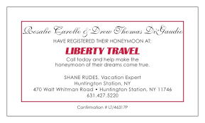 travel wedding registry registry rosalie drew s wedding