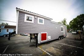 this 40ft long tiny house is a mansion on wheels check it out