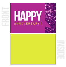 anniversary cards happy work anniversary cards