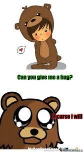Happy Crying Meme - pedobear happy crying by fuckencioyaoming meme center