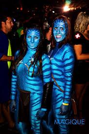 Halloween Avatar Costume Sydney Magician