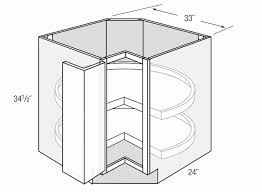 how big is a corner base cabinet ls33 corner base cabinet trenton slab rta kitchen cabinet