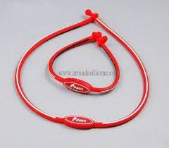 silicone power bracelet images Silicone power necklace silicone necklace power balance necklace jpg