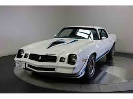 camaro z28 1978 to 1980 chevrolet camaro z28 for sale on classiccars com 26