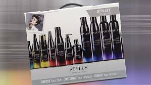 stylus thermal styling brush video stylus launches the stylist try me kit a great way to sle the
