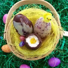 how to make easter eggs chocolate easter eggs gemma s bigger bolder baking
