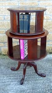 Round Revolving Bookcase Pylle Emporium