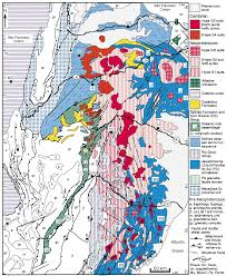 Ua Map The Araçuaí West Congo Orogen In Brazil An Overview Of A Confined