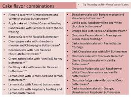 wedding cake flavor ideas wedding cake flavor combinations casadebormela