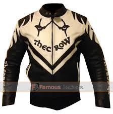 motor leather jacket lucky strike black motorcycle leather jacket