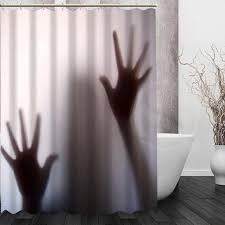 Blood Shower Curtain Best Gray Bathroom Shower Curtain Products On Wanelo
