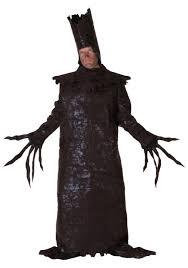 plus size scary tree costume