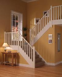 Painting Banister Spindles Great Spindle Staircase Ideas Double Reed Balusters Oak Balusters