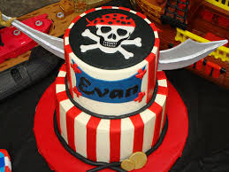 pirate party cake b day party ideas pinterest γενέθλια