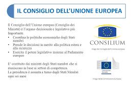 consiglio dei ministri europeo le istituzioni dell unione europea capitali e palazzi