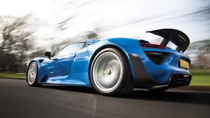 Porsche 918 Blue - supercar for sale 2015 porsche 918 spyder drivetribe