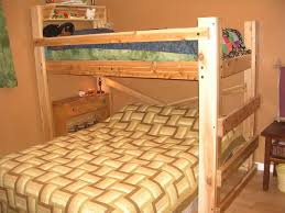 Free Full Size Loft Bed With Desk Plans by Bunk Beds Full Size Loft Bed Ikea Full Loft Bed With Stairs