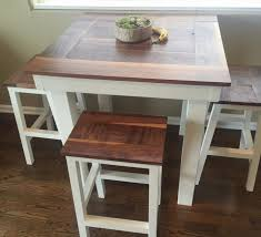 diy bar height table bar height table with stools diy projects superb diy bar height