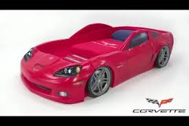 corvette beds step2 corvette toddler to bed with lights bj s wholesale