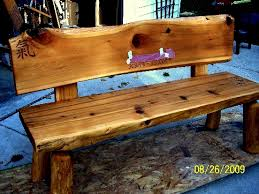 Free Diy Log Furniture Plans by Custom Log Design