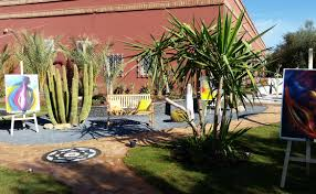 decoration jardin marocain maroco paysages paysagiste marrakech maroc