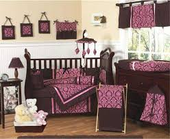Brown And Pink Crib Bedding Finding Pink And Brown Crib Bedding Sets Bedroom Tips