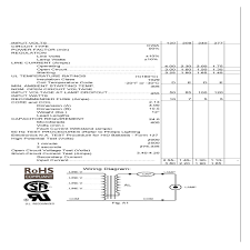 71a6071 001d advance ballast