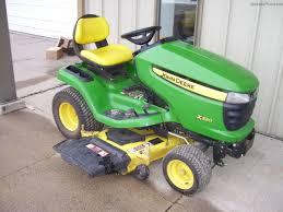 john deere x300 series lawn tractors john deere riding mowers