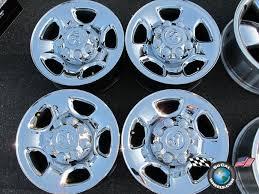 dodge ram take wheels four 03 09 dodge 2500 factory 17 wheels rims oem 2186 socal