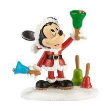 festive disney villages mickey fix