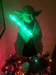 you need this light up wars yoda tree topper