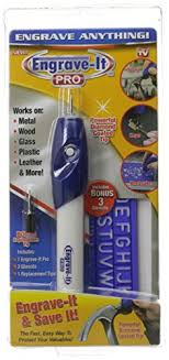 engrave it spark innovators engrave it as seen on tv engraving pen tool