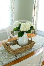 dining room table centerpiece ideas decorative pieces for dining table best glass dining room table