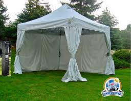 Instant Shade Awning Undercover Pop Up Canopies