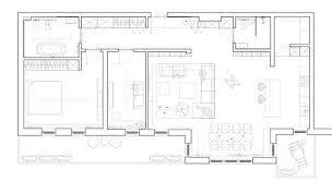 Minimalist Floor Plan Modern Minimalist Penthouse By Mus Architects