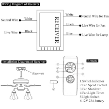 hunter 4 wire ceiling fan switch how to wire a ceiling fan with remote hunter 4 switch wiring red