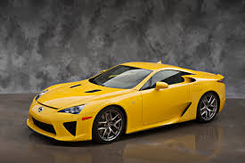 lexus lfa electric why are there still 12 brand new lexus lfa supercars available