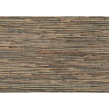 brewster jonus grey faux grasscloth wallpaper sample 2741 6012sam